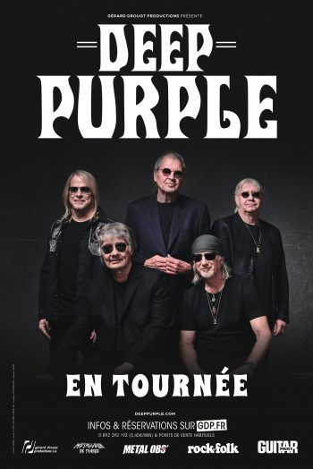 Deep Purple Visuel concert