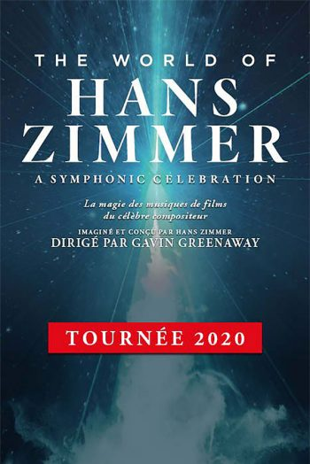 The World of Hans Zimmer affiche spectacle