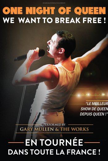 One night of queen concert
