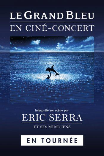 Le Grand Bleu ciné-concert visuel