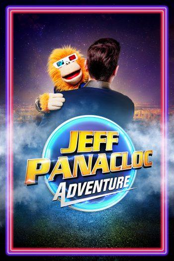 JEFF PANACLOC adventure humour one man swho marionnette zénith de dijon