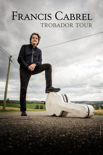 Francis Cabrel concert tournée trobador tour Zénith de Dijon